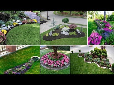 Youtube Cheap Landscaping Ideas Inexpensive Landscaping Easy Landscaping