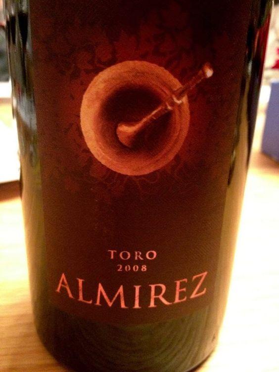 El Alma del Vino.: Bodega Teso La Monja Almirez 2008.