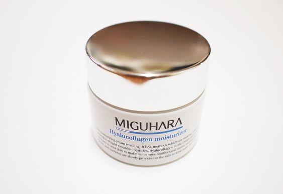 MIGUHARA Hyalucollagen Moisturizer cream 50ml All Natural Ingredients  #MIGUHARA