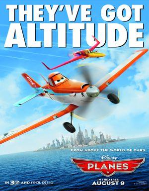 Disney Planes Premier Event!