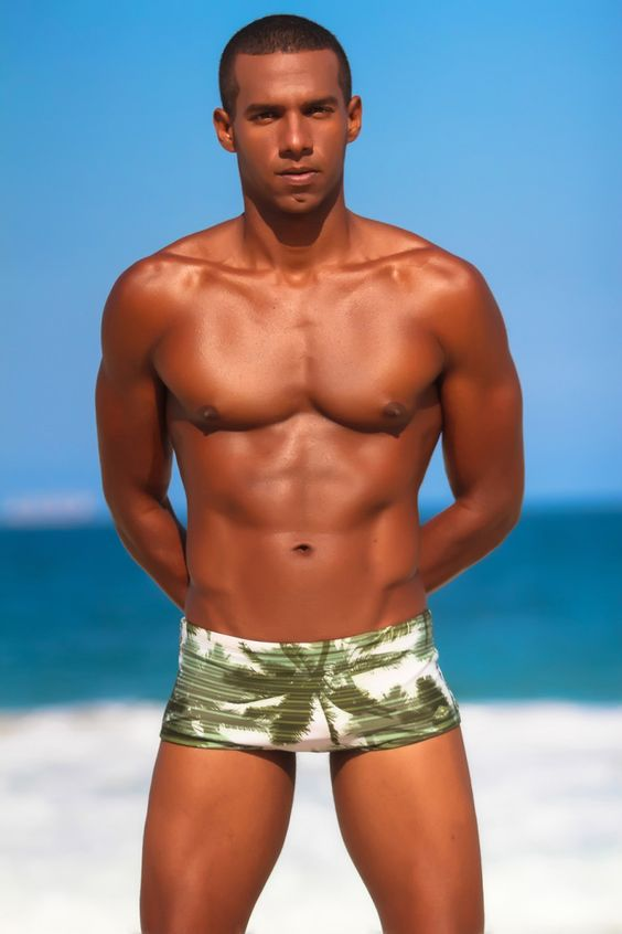 Placed Rio de Janeiro, here's 40 Graus Models Leandro Gonçalves shot by Marcio Farias.