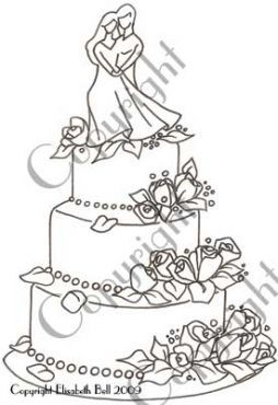 Stamp Stamps Of Mine Pinterest Wedding Cake Flowers Cake
