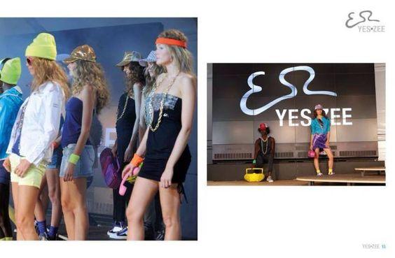 YES ZEE!....uma marca com espírito jovem e irreverente!