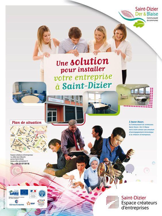 Espace créateurs d'entreprises - Une solution pour installer votre entreprise à Saint-Dizier.