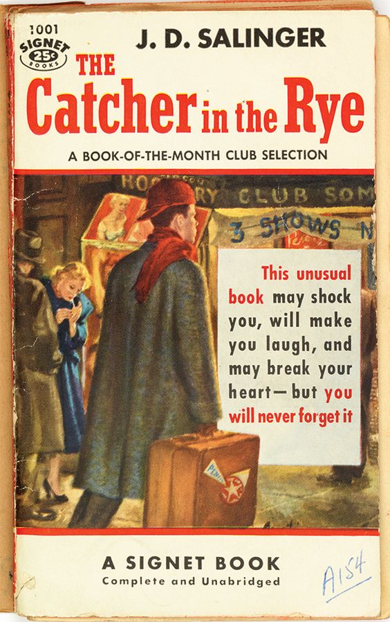 phoebe s influence in the catcher in He would be the catcher in the rye phoebe doesn't respond for a long time then she says, with all practicality, daddy's going to kill you.