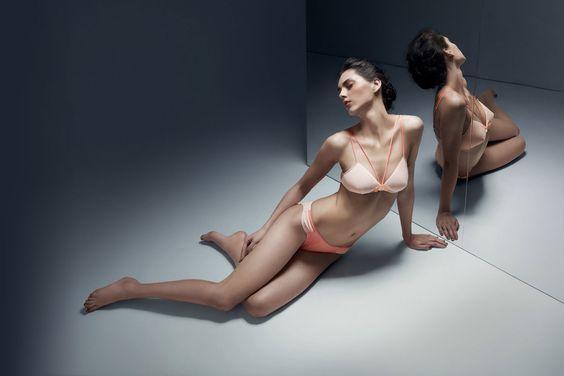Absolutely Pôm & Guerlain - Collection Ludivine - Lingerie Haut de Gamme