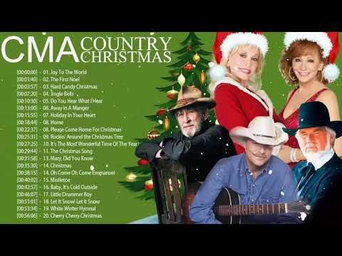 Youtube Country Christmas Music 2020 Kenny Rogers,Alan Jackson,Dolly Parton,Will Nelson..: Christmas