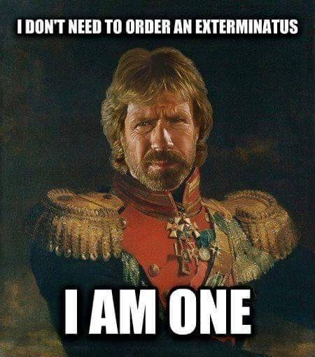 41++ Exterminatus meme info