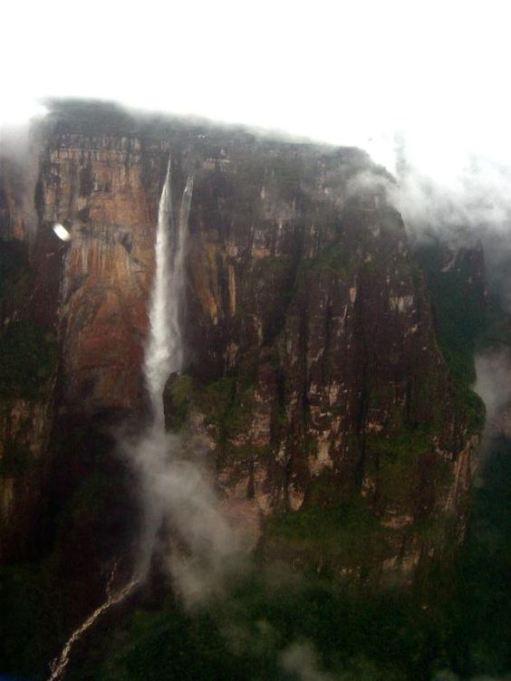 .: Chasing Waterfalls, Travel Places, Beautiful Waterfalls, Highest Waterfall, Beautiful Places, Places I D, Angel Falls Venezuela, Venezuela Falls
