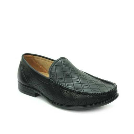 Black Bata Synthetic Pvc Men Moccasin 8826373 Dukandar Pakistan Formal Shoes For Men Formal Shoes Shoes Mens