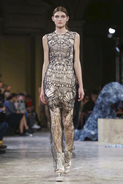 Iris Van Herpen Ready To Wear Spring Summer 2016 Paris