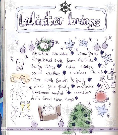 Journal 1 ♥
