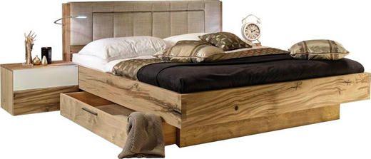 Bett Altholz Eiche 180 200 Cm In 2020 Bett Rustikal Holz Bett