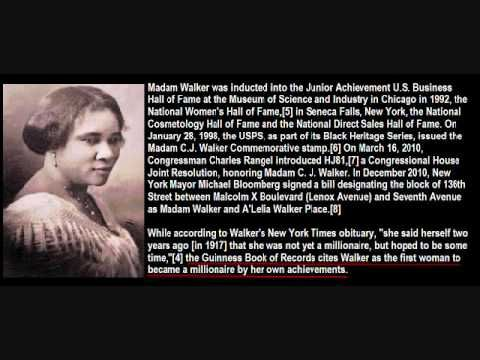 Madam Cj Walker Quotes Madam C.jwalker First Female Self Made Millionaire .great .