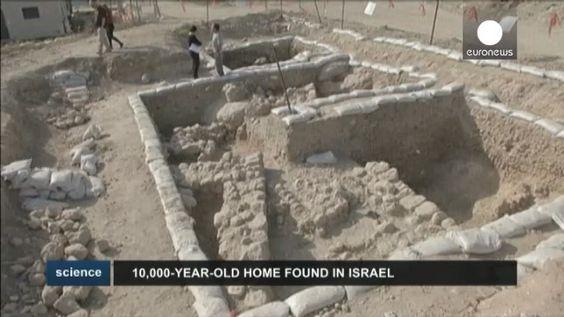 Hallado un antiguo yacimiento neolítico en Israel