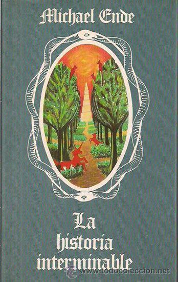La historia interminable (1979) - Michael Ende
