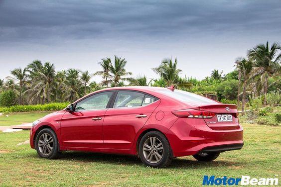 The new #Hyundai #Elantra looks sporty from this angle. #MotorBeam #India #Korean #sedan #carswithoutlimits #carsofinstagram #pistonaddictz #carsovereverthing #carporn #cargasm #carstagram #bhp #torque #power #Delhi #Mumbai #Pune #Goa #Bangalore #Chennai #Kolkata #Hyderabad #Kochi #Indore #