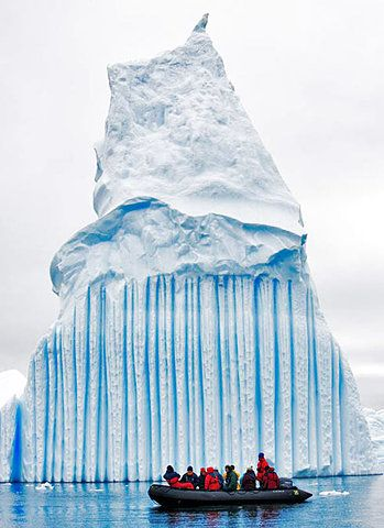 ice stripes