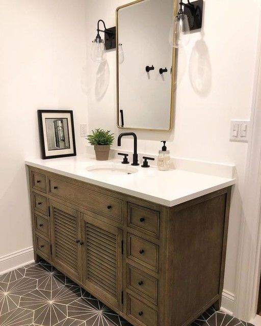 Pin By Kathy Casciani On Bathrooms Bathroom Vanity Decor Recessed Medicine Cabinet Bathroom Trends