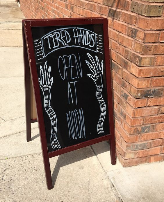 A Visit to Tired Hands Fermentaria