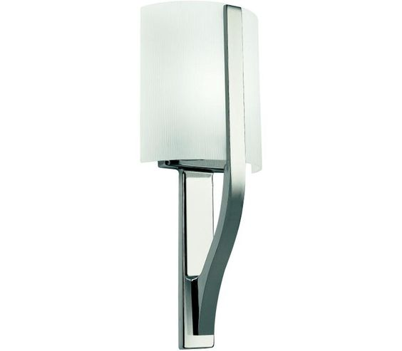 Kichler 45086PN Freeport 1 Light Satin Nickel Sconce Lighting #delmarfans #dreamlighting