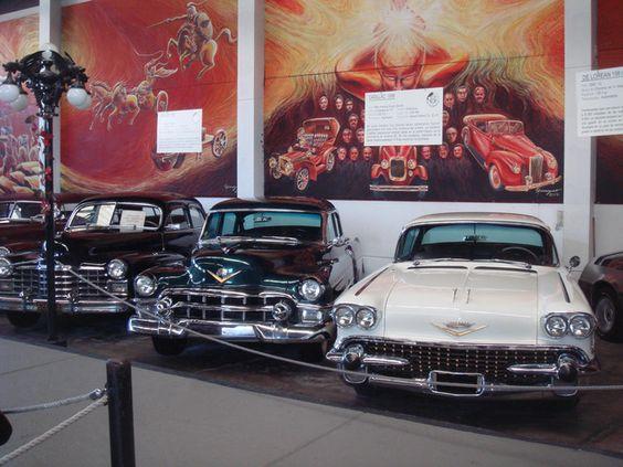 Mexico City's Auto Museum