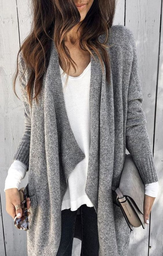 Unique Sweaters Outfits Winter