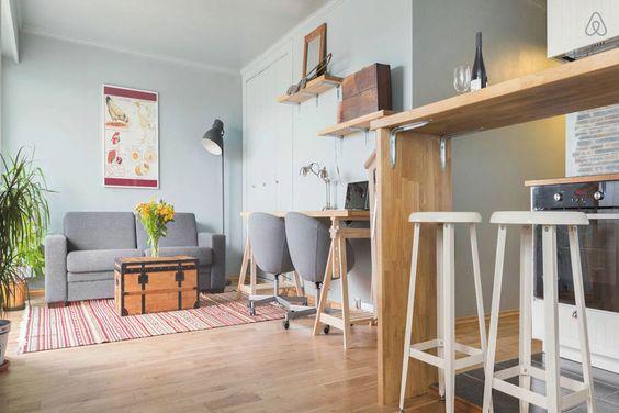 7 Methods To Arrange The Small Apartment | Norahvincent ...