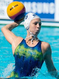 Blog Esportivo do Suíço:  Após massacre, seleção feminina de polo se recupera no Mundial de Kazan