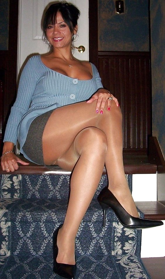 Every Other Pantyhose Model Out 61