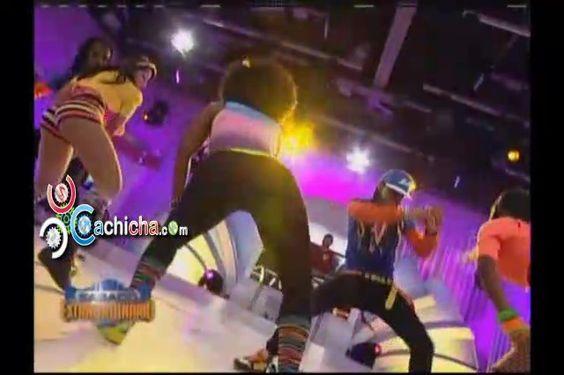 Presentación Completa De Amara La Negra Y Jowell y Randy #Video - Cachicha.com