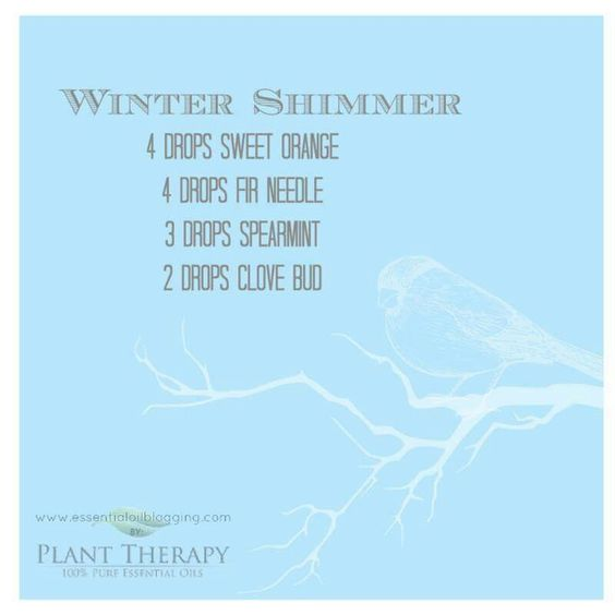 Winter Shimmer diffuse