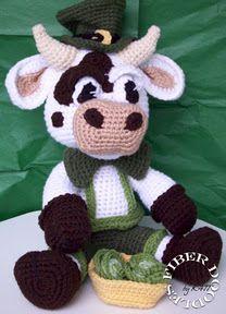 Crochet pillow pals!  Great gift for kids...