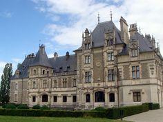 Menetou-Salon - Châteaux de France -