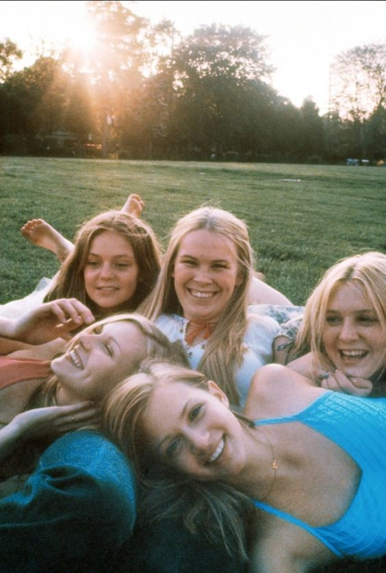 Film de mon adolescence- Virgin Suicides - Sofia Coppola (1999)