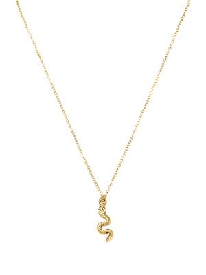 Privileged Mini Snake Necklace