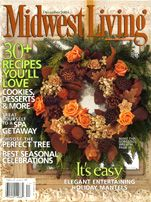 """#1 Choice in the Midwest for """"Best Places to Be Snowed in for Romance  —Midwest Living Magazine"""