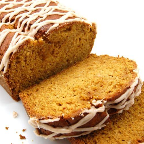 Pumpkin Bread - dial back the sugar