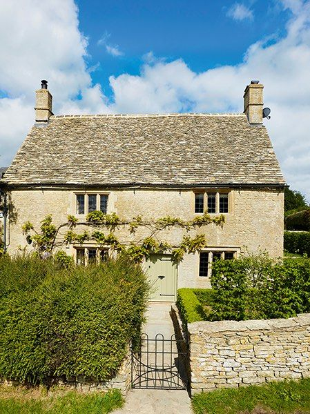 cotswold house renovation stone exterior front