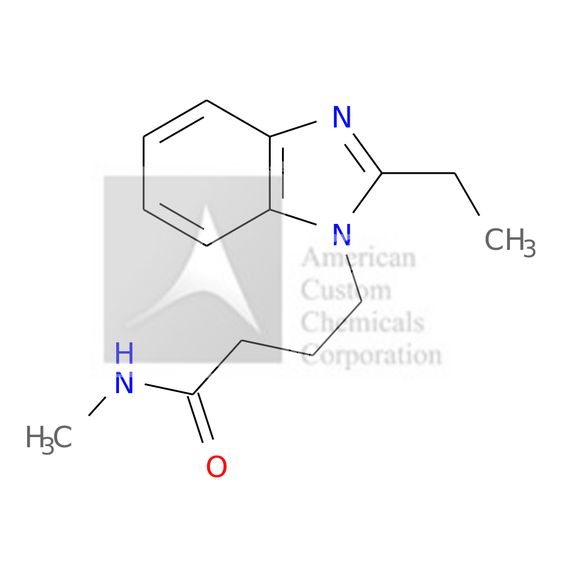 4-(2-ETHYL-1H-1,3-BENZODIAZOL-1-YL)-N-METHYLBUTANAMIDE is now  available at ACC Corporation