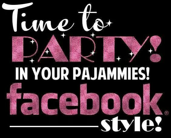 Fb online party