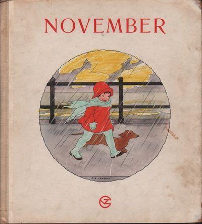 Rie Cramer, maandenboeken : November, slachtmaand. 1: