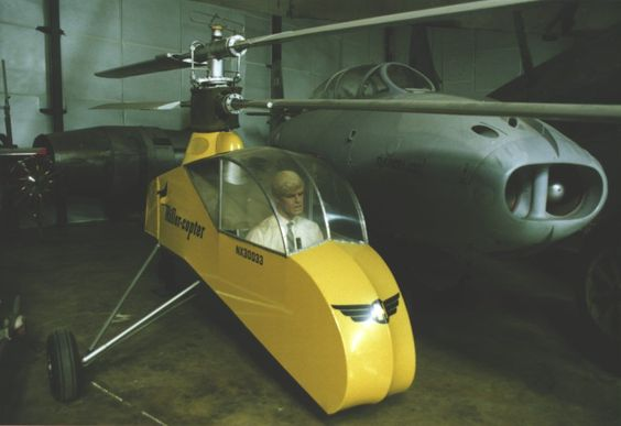 Hillercopter XH44