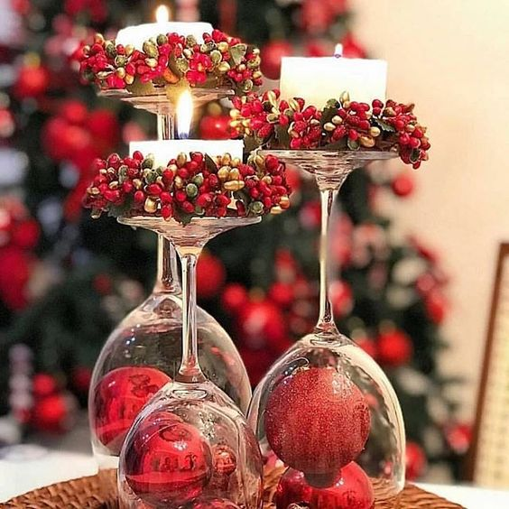 Natali Santos » Arquivo • Decoração de Mesa de Natal 2019 - Dica por Natali Santos