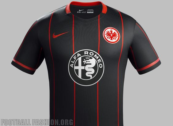 stocker new balance - Eintracht Frankfurt 2015/16 Nike Home Kit | Football Jerseys ...