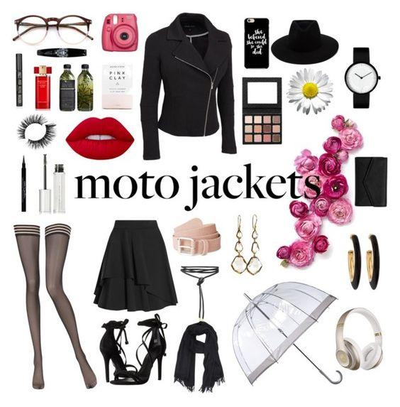 """Moto Love"" by antigeisha ❤ liked on Polyvore featuring La Perla, Schutz, Alexander McQueen, Givenchy, Lime Crime, Herbivore, AMBRE, Estée Lauder, Topshop and rag & bone"