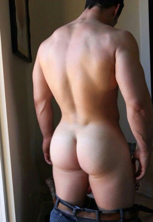 Hot men with big ass