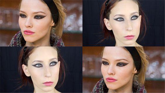 cool  #2016 #autunno #chanel #cosm... #fall #fashion #Inverno #karl #makeuup #makeup #moda #passerella #runway #sfilata #show #trucchi #trucco #tutorial #week #winter Makeup CHANEL Inverno 2016 http://www.grovefashion.com/makeup-chanel-inverno-2016/  Check more at http://www.grovefashion.com/makeup-chanel-inverno-2016/