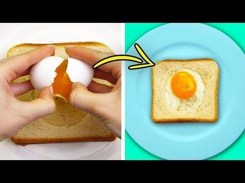 35 Ideas De Desayuno Rápido Para Todos Los Días Youtube