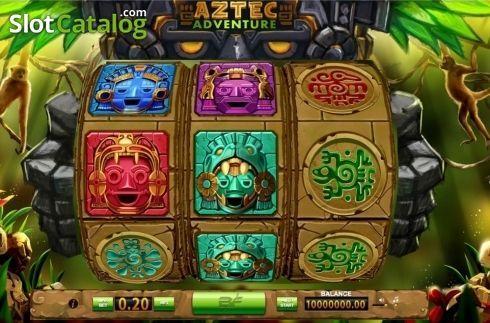 Game Screen Aztec Adventure Video Slot From Bf Games Hotite Nachat Vyigryvat V Onlajn Kazino Perehodite Po Ssylke I Poluchajte 150 Slot Aztec Bf Game